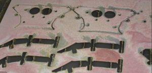 Waterjet cut parts